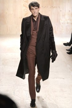 This brown suit I think is phenomenal. Perfect for fall.