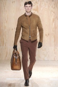 Earth tones here are awesome. The jacket being a two way zipper is something I havent seen in a while too.
