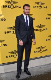 Here is this hot piece of a** in a perfectly tailored suit. If I'm not mistaken, this looks like a Calvin Klein piece.