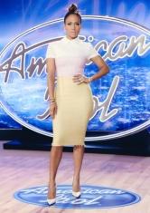 Jennifer Lopez, American Idol season 15, Little Rock, AR Auditions, Photo Credit: Michael Becker/FOX